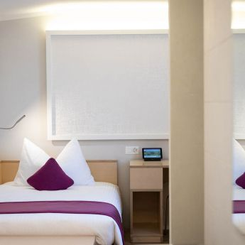 Rooms and prices at the Best Western Hotel Spirgarten